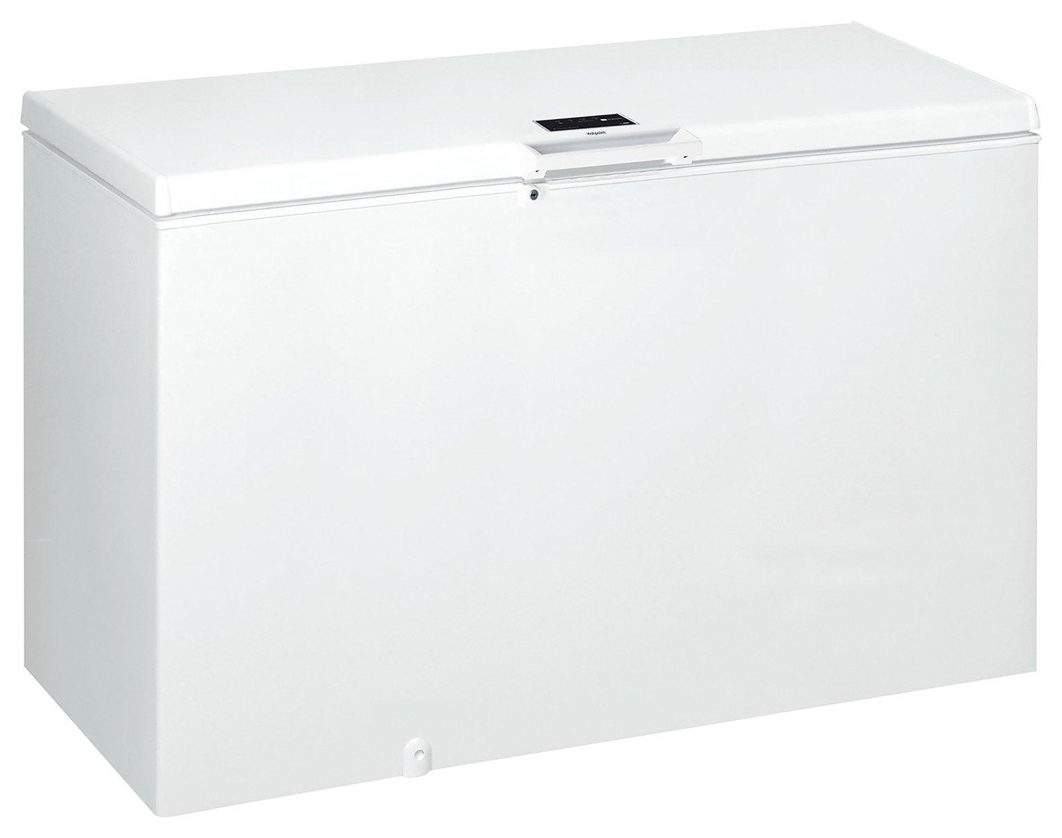 Hotpoint CS1A400FMH Chest Freezer - White