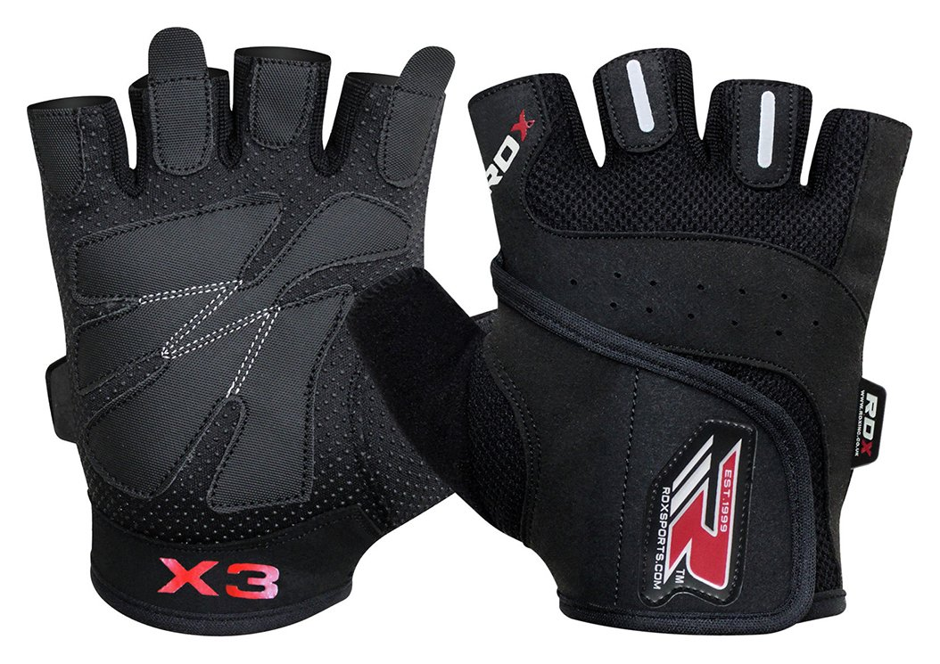 Weightlifting Gloves & Hand Supports