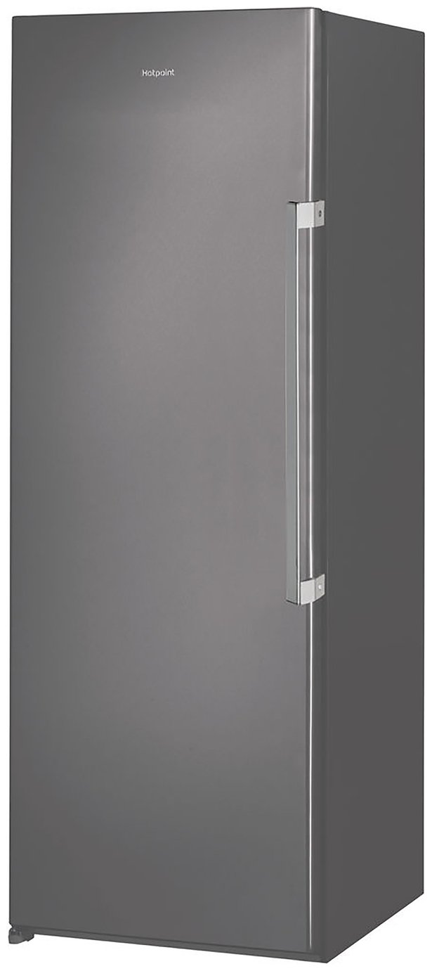 Hotpoint UH6F1CG Tall Freezer - Graphite