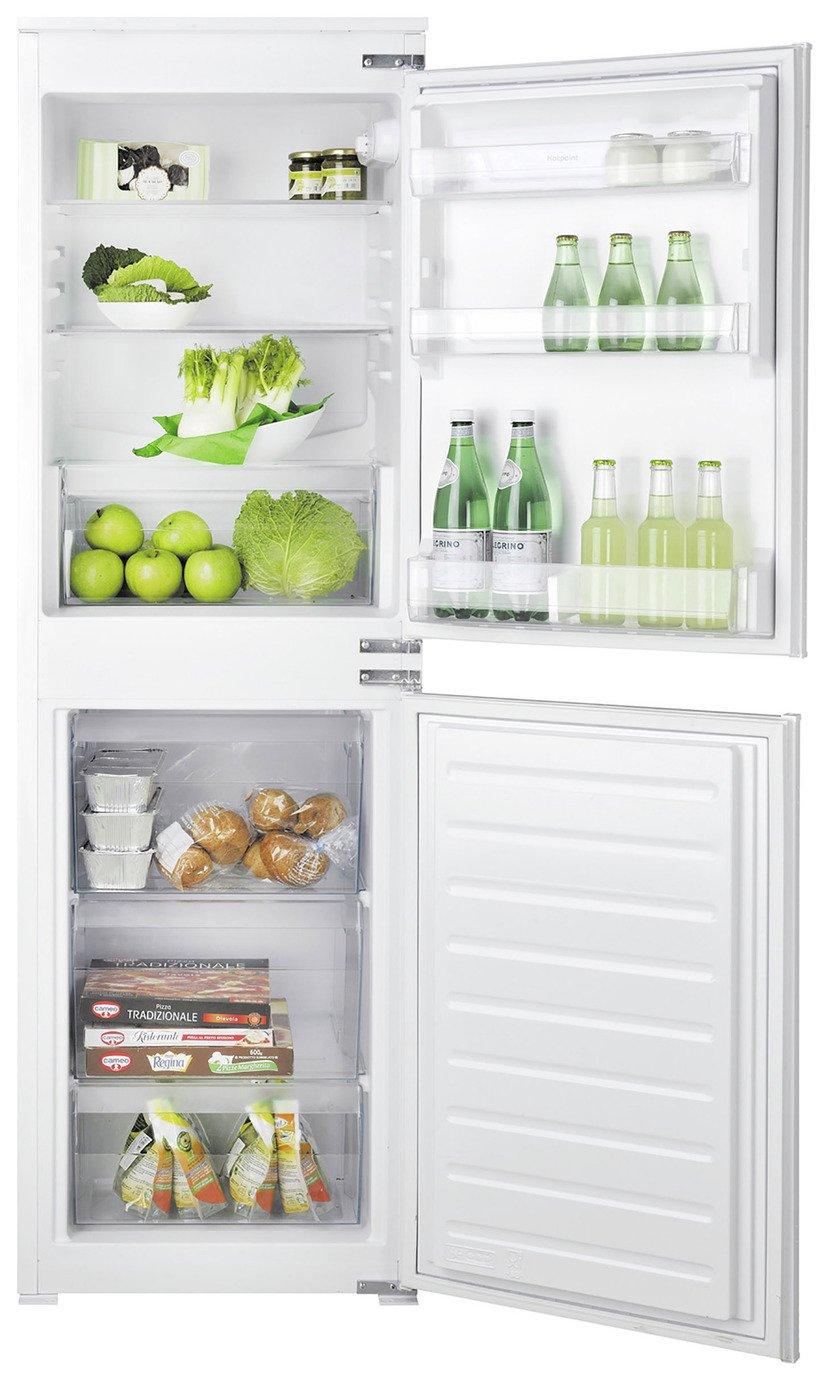 Hotpoint HMCB5050AA Fridge Freezer - White