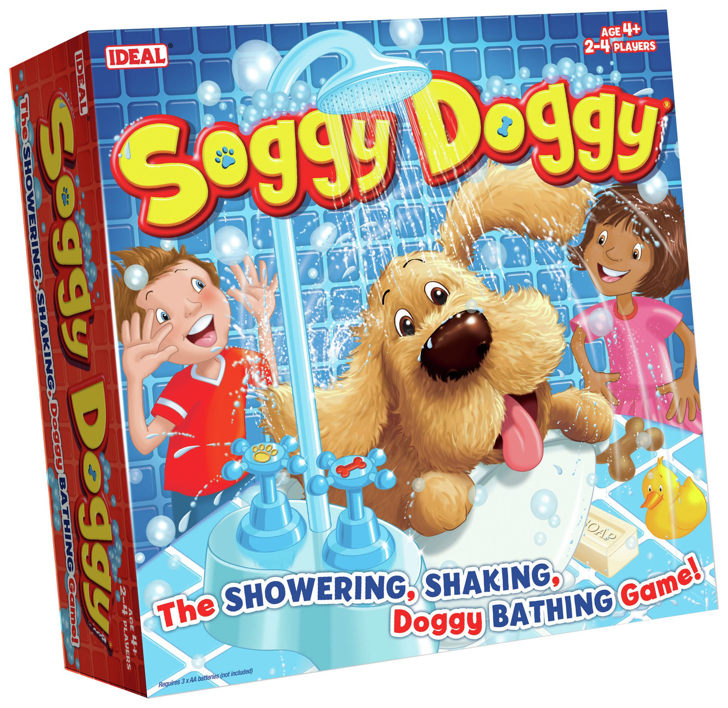 Soggy Doggy - Game.