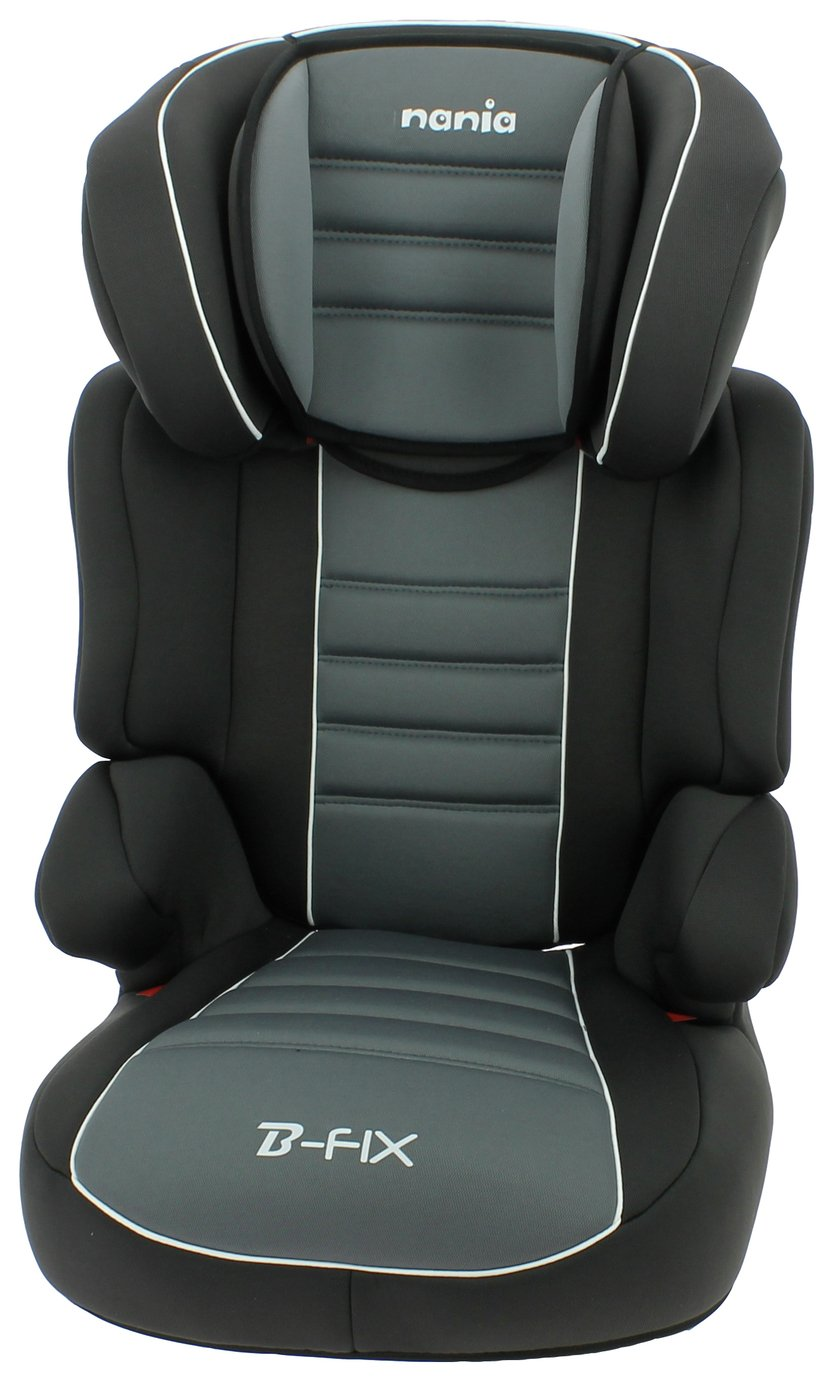 Team Tex Groups 2-3 High Back Booster Seat - Agora Storm