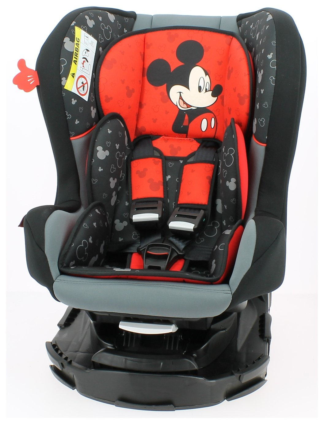 Team Tex Disney Mickey Mouse Group 0-1 Car Seat