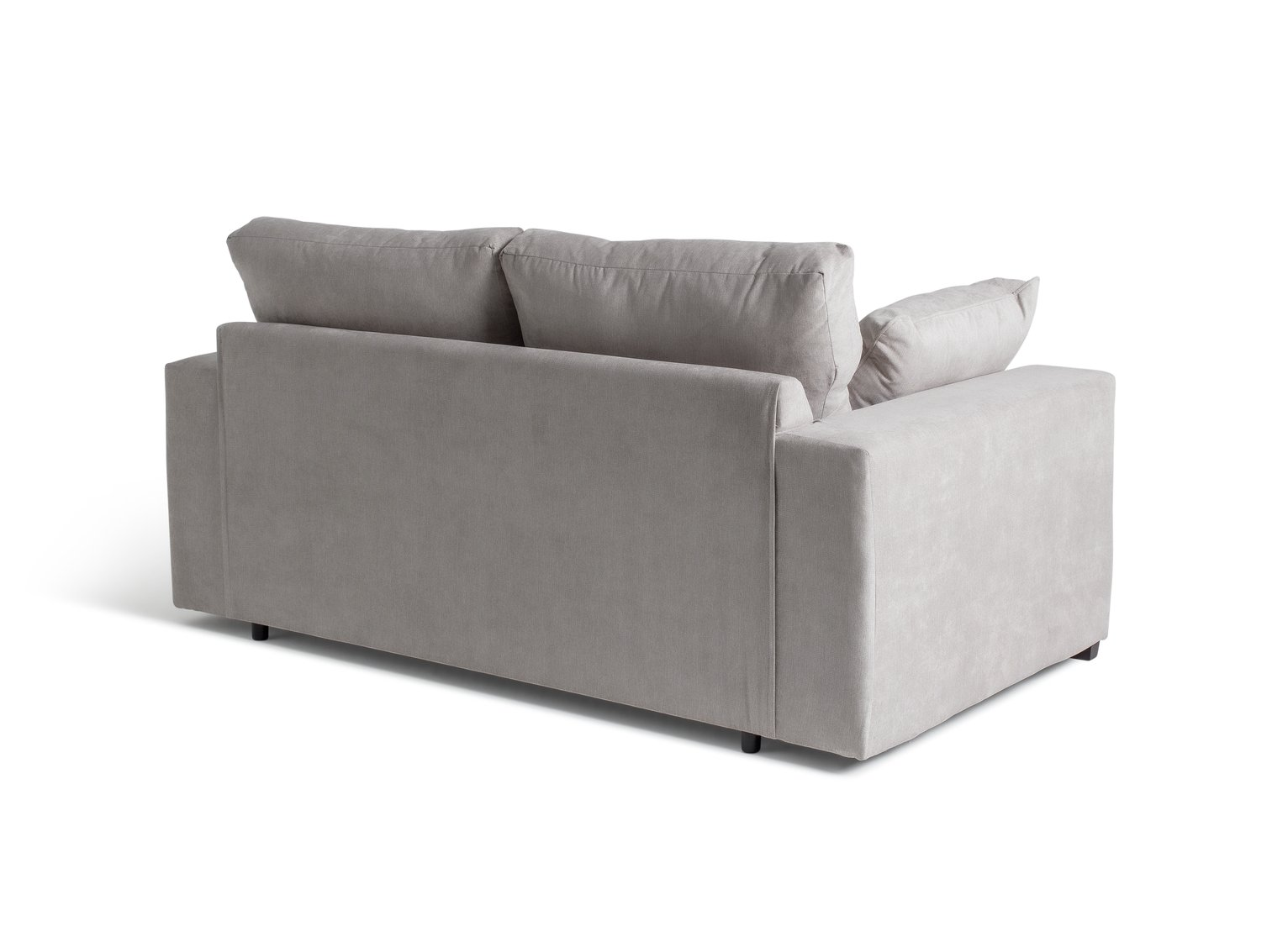 Excellent Argos Home Eton 2 Seater Fabric Sofa Bed Grey 5656978 Bralicious Painted Fabric Chair Ideas Braliciousco