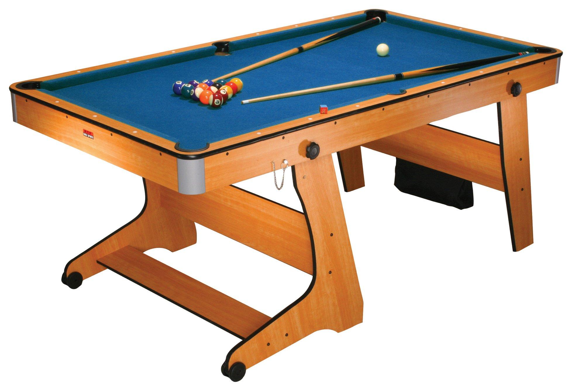 BCE 6' Folding Pool & Table Tennis.