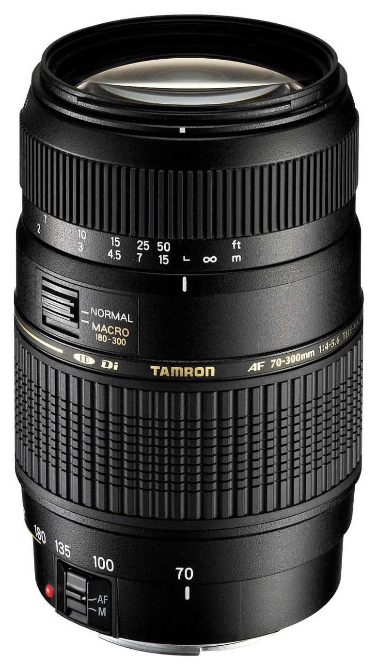 Tamron 70-300mm DI Lens For Canon DSLR