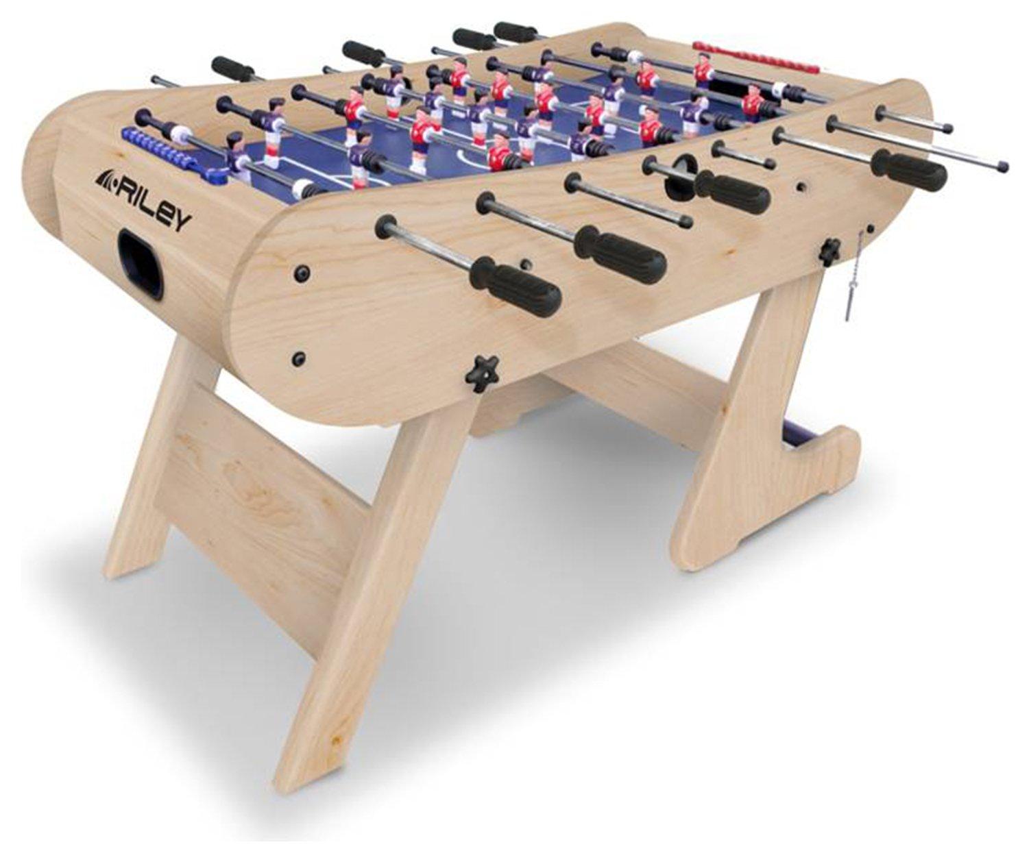 Riley Azteca 4 Foot Folding Football Table