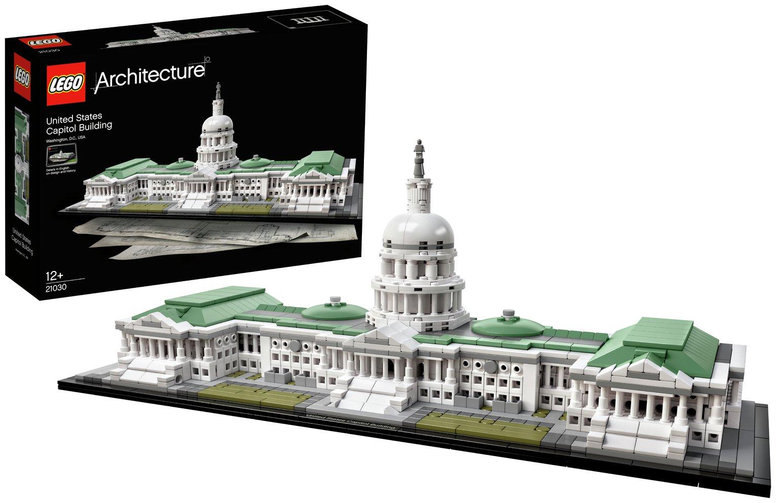 LEGO Architecture United States Capitol Building Set