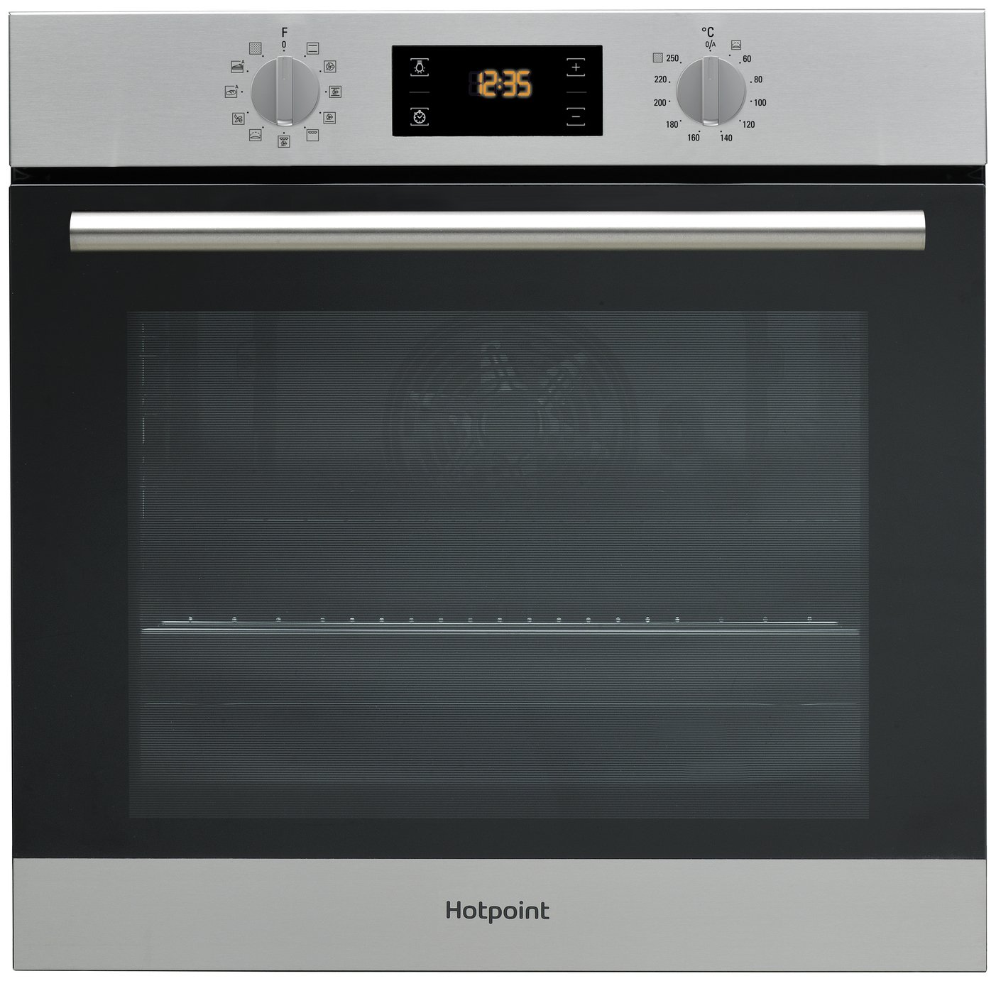 Hotpoint SA2840PIX Electric Fan Oven - Stainless Steel