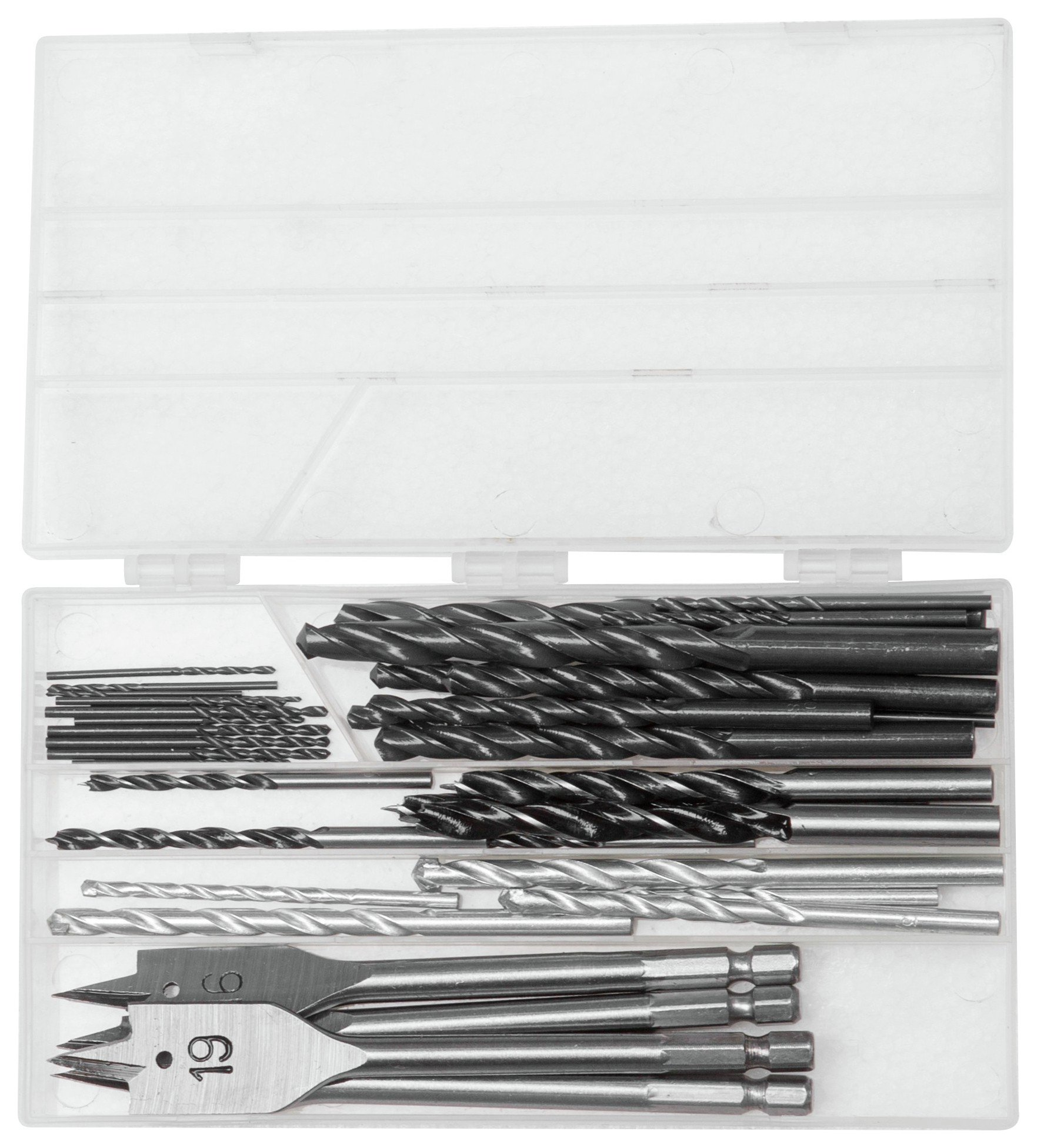 Guild - 50 Piece Drill Bit Set