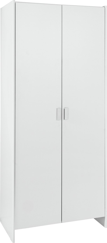 Argos Home Capella 2 Door Wardrobe - White
