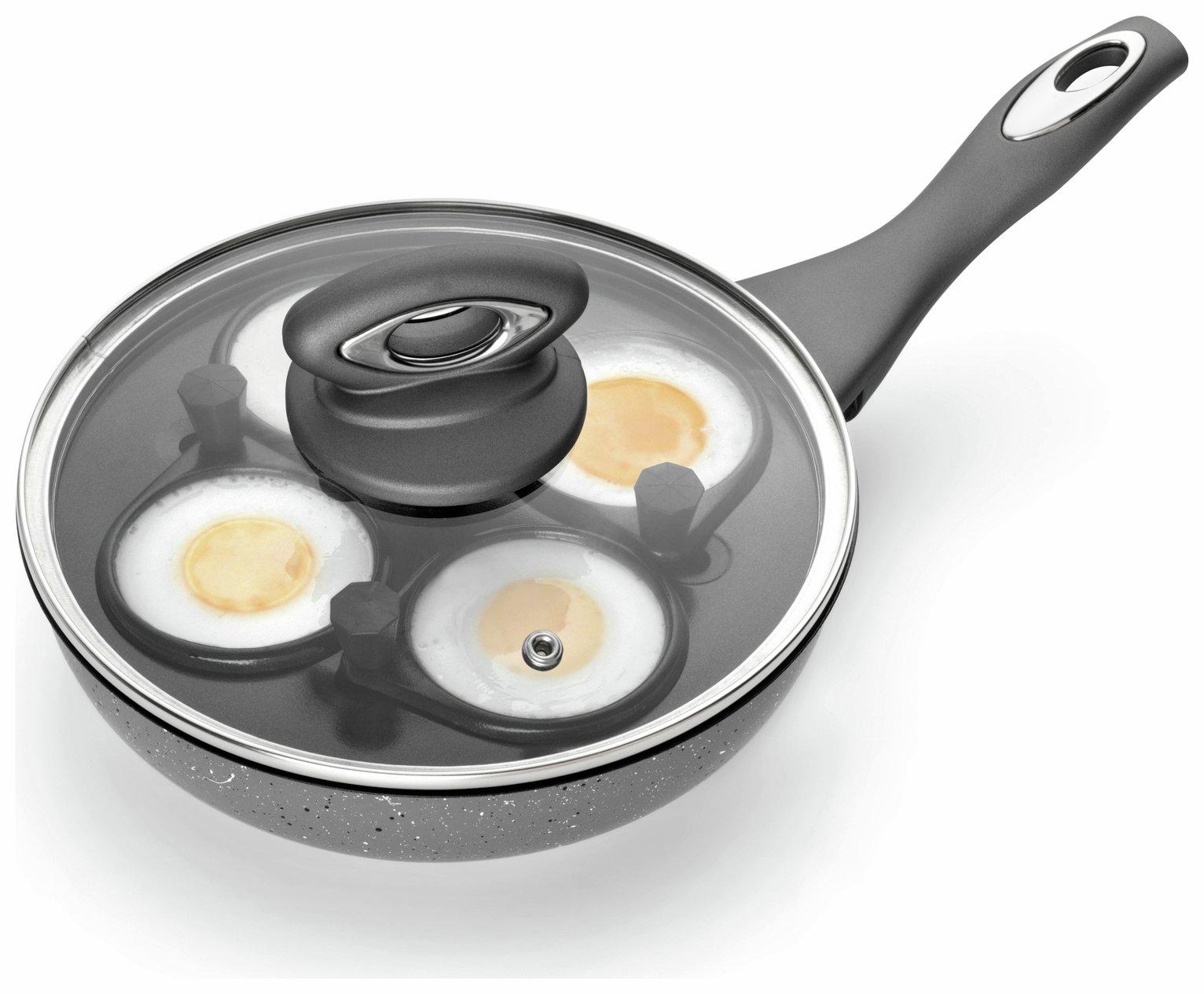 Salter Multi Egg Pan