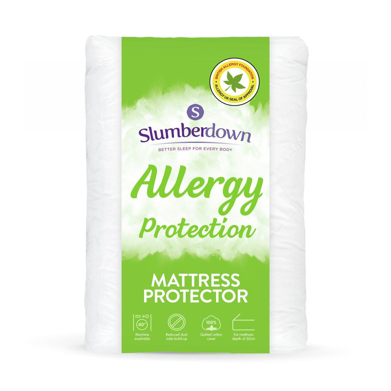 Slumberdown Allergy Proection Mattress Protector - Single