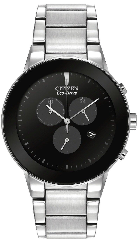 Citizen - Mens Eco-Drive Axiom Chronograph - Watch
