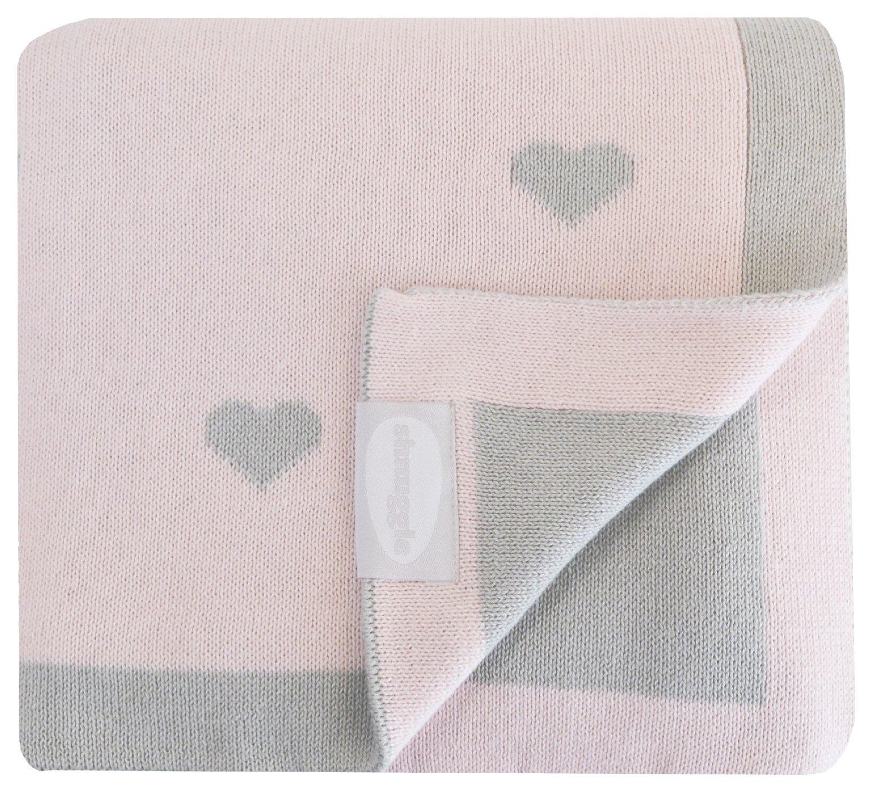 Shnuggle Heart Blanket