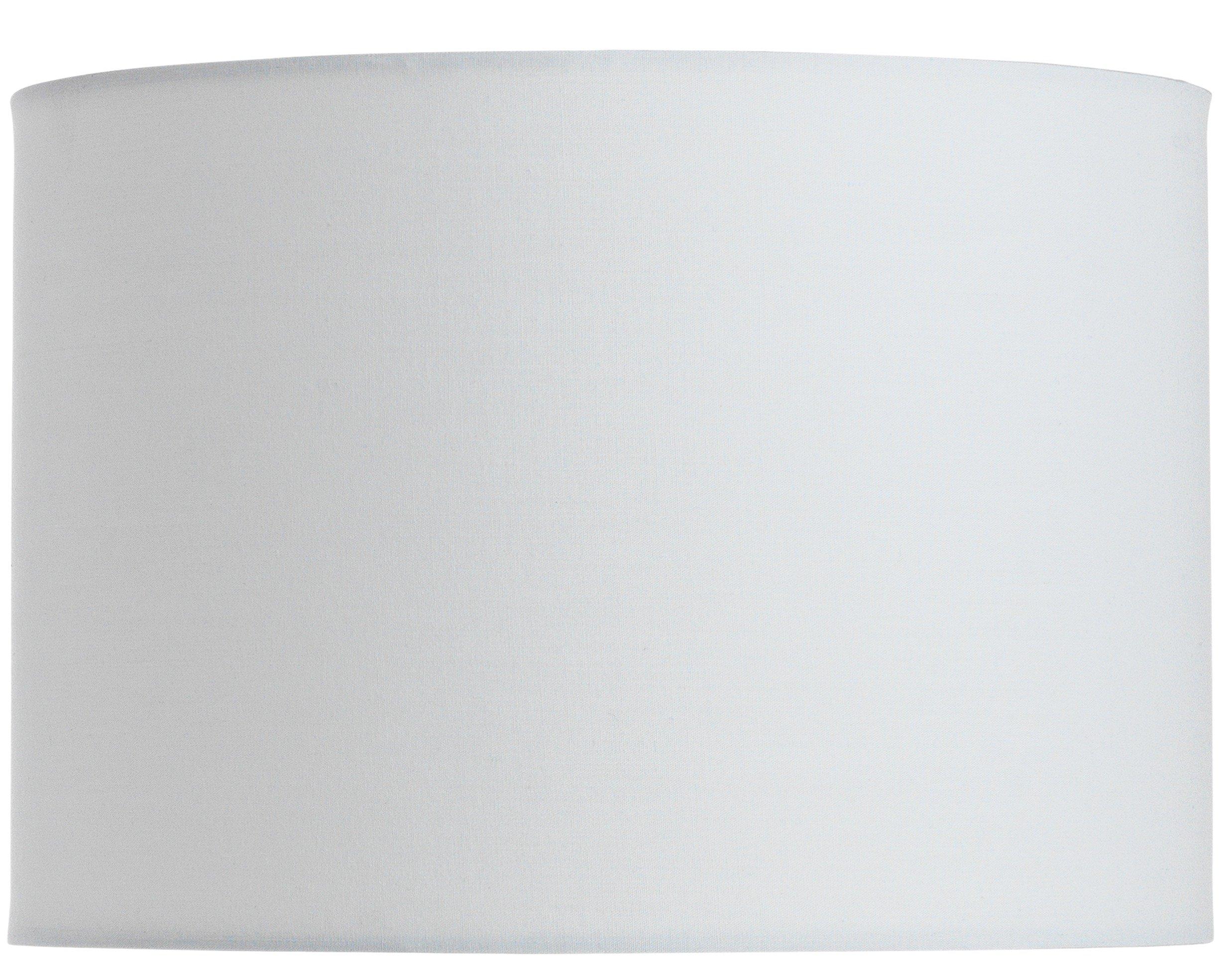 Argos Home Drum Light Shade - Super White