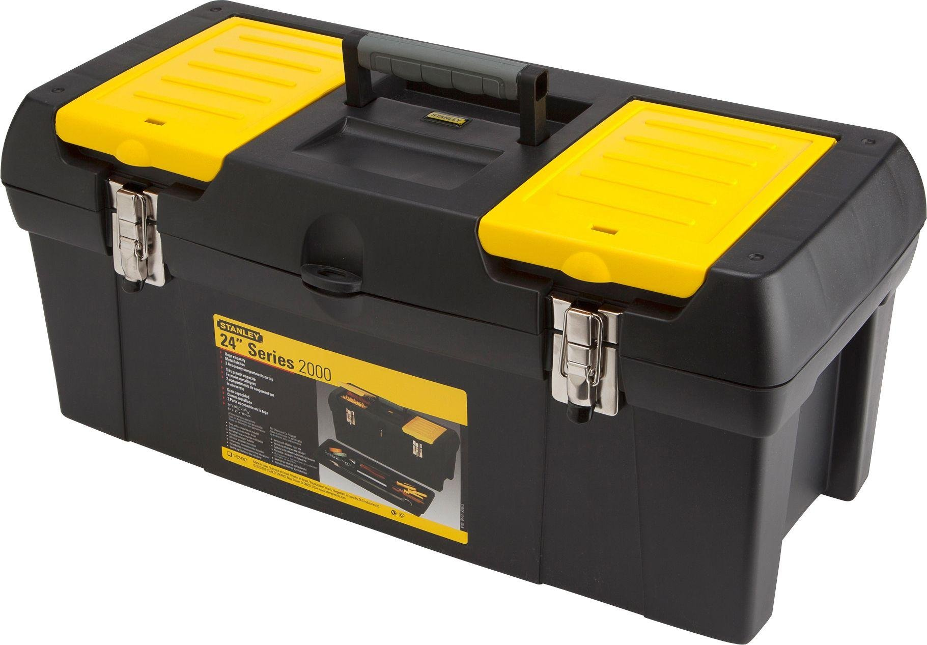 Stanley - 24 Inch Tote Tray Tool Box