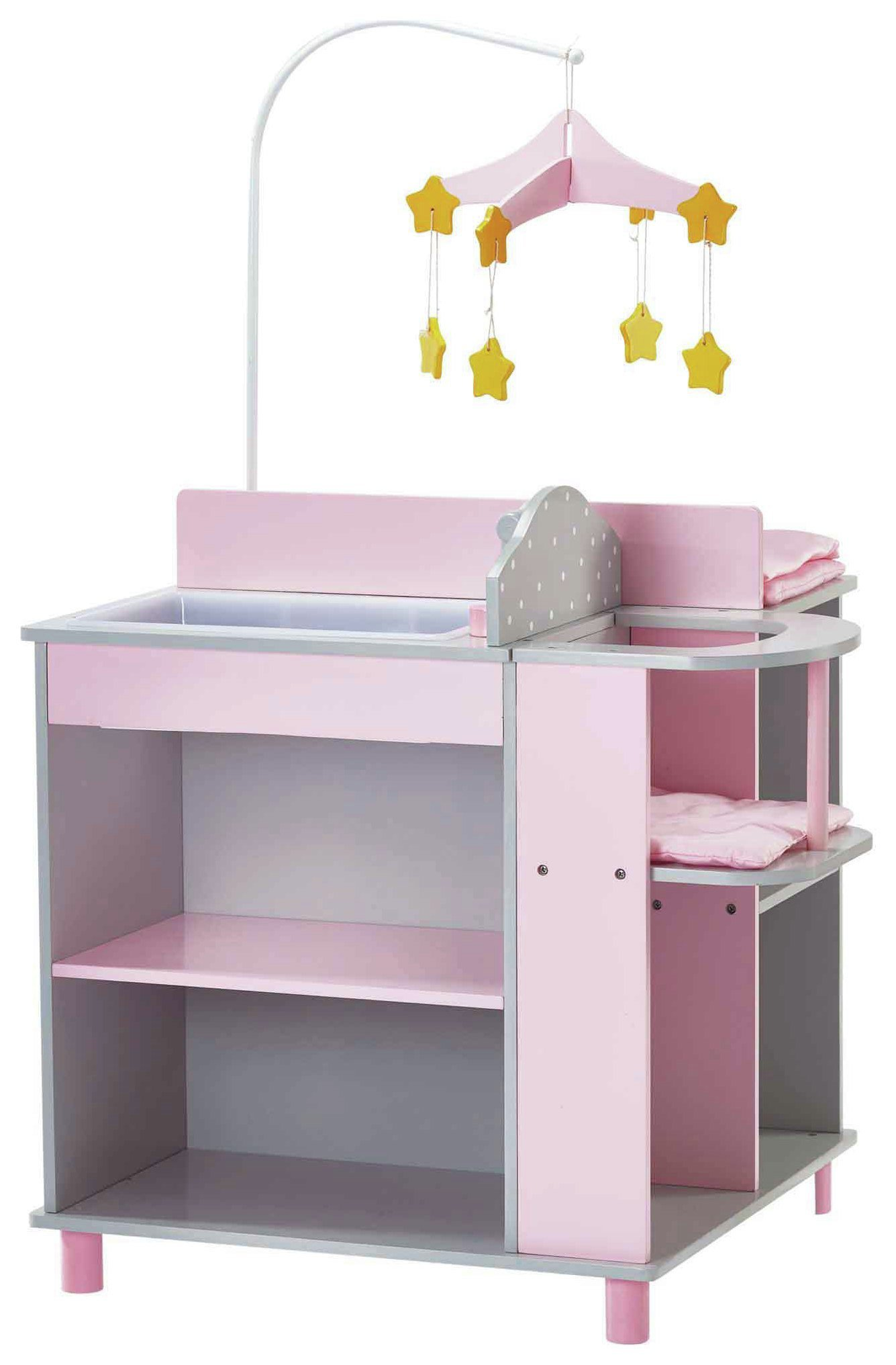 Olivia's Little World Polka Dot Doll Baby Changing Station