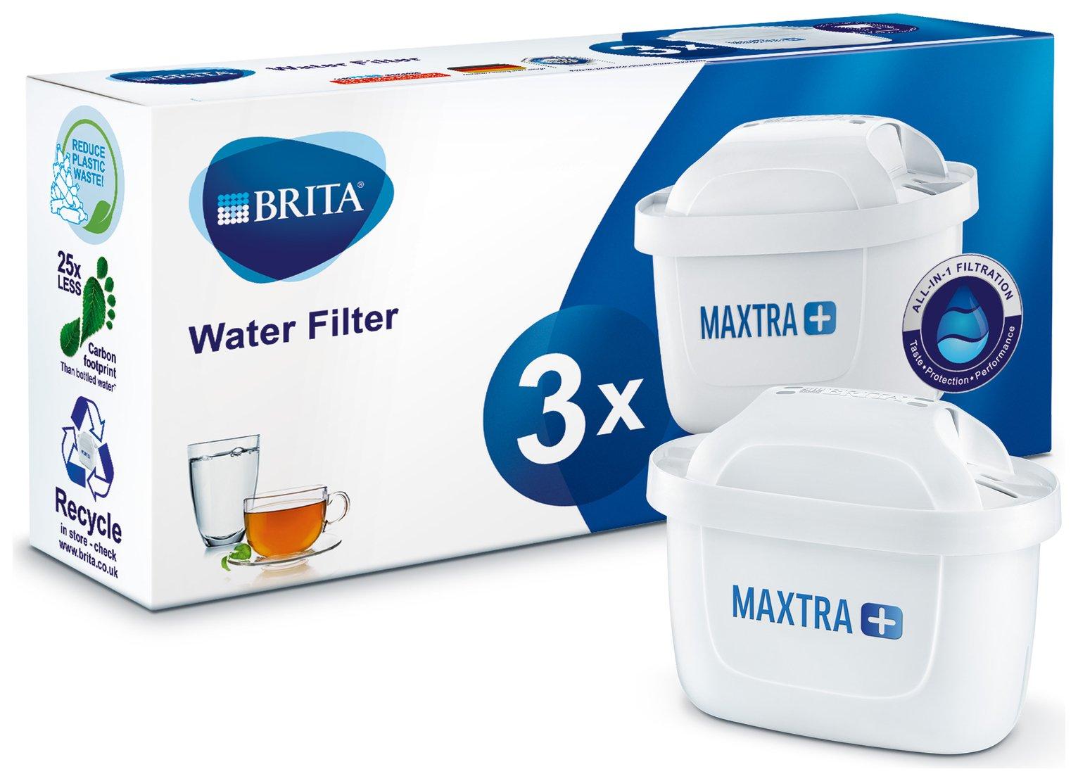 Brita Maxtra Plus Filter Cartridge - 3 Pack
