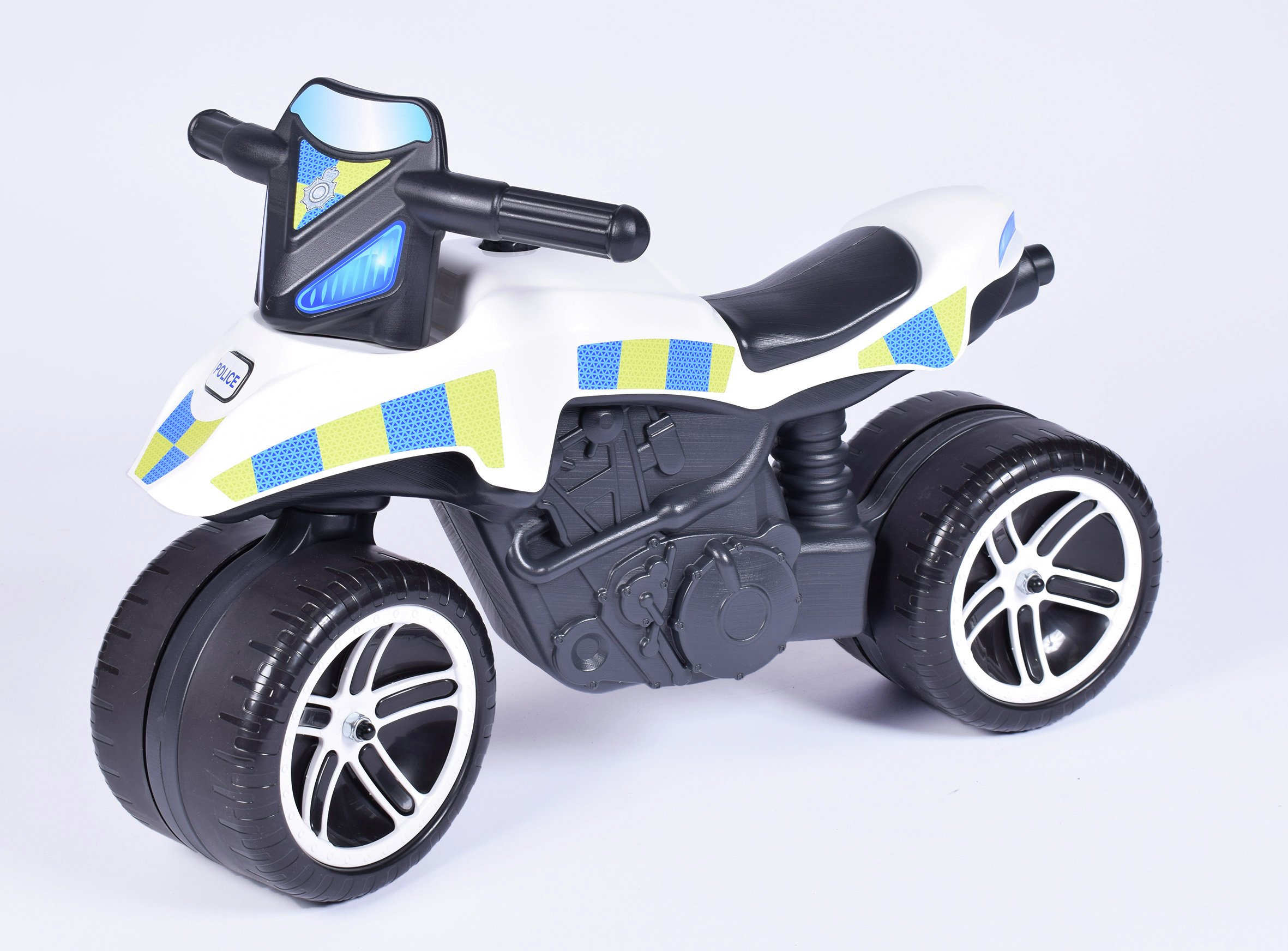 Falk Foot To Floor Police Bike 7116777 Argos Price