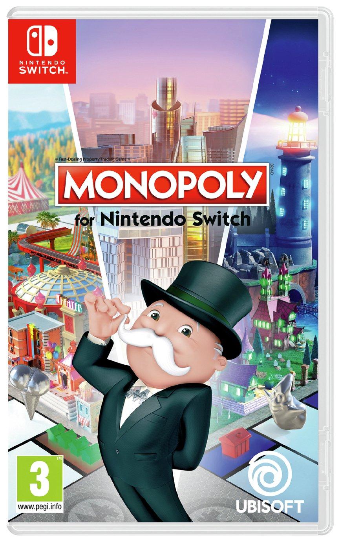 Monopoly Nintendo Switch Game