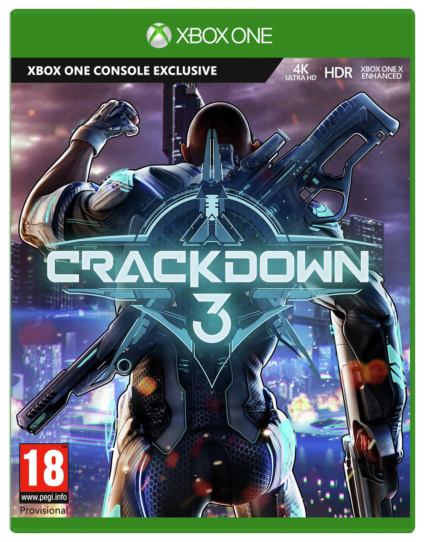 Crackdown 3 Xbox One Game