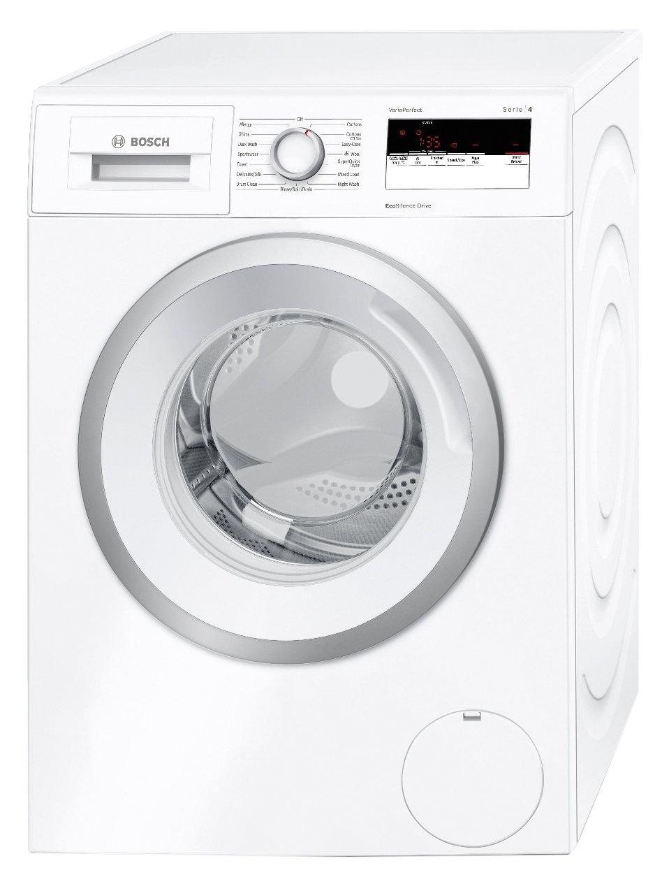 Bosch WAN24100GB 7KG 1400 Spin Washing Machine - White