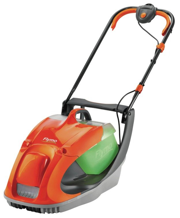 Flymo - Glider 330 33cm - Corded Collect Hover Mower - 1450W at Argos