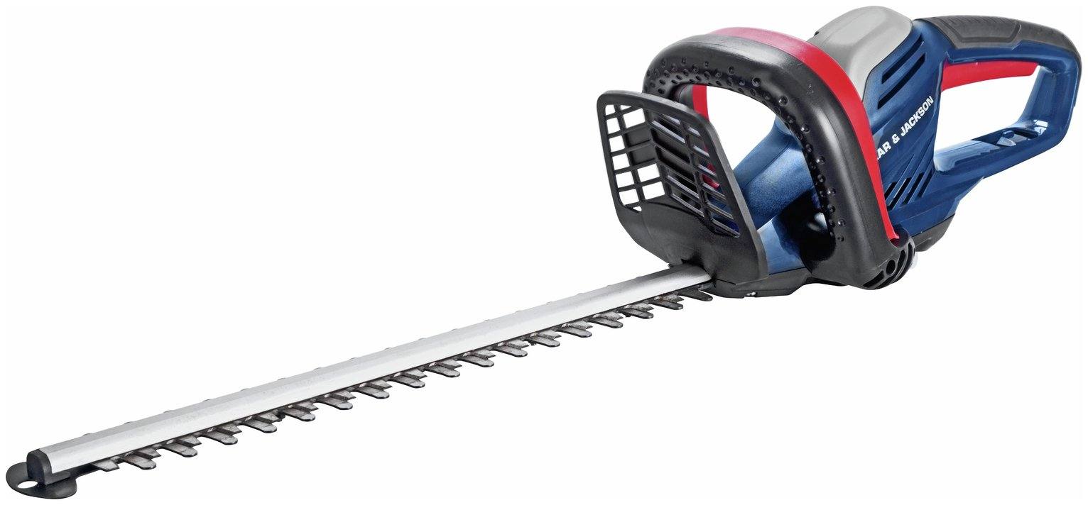 Spear & Jackson S4545EH 45cm Corded Hedge Trimmer - 450W at Argos