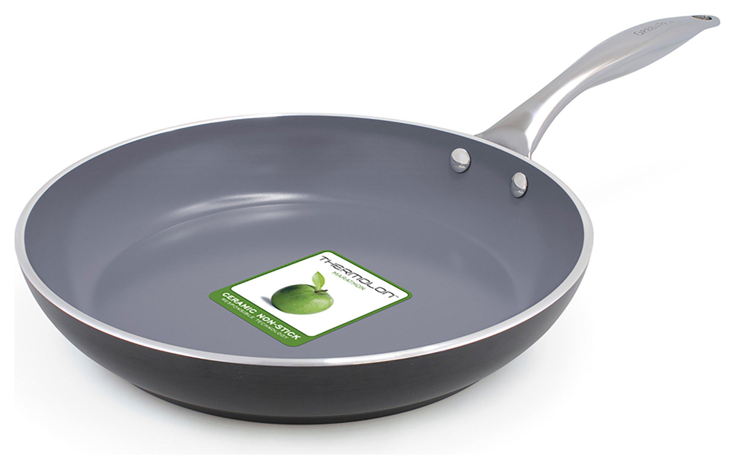 GreenPan Venice 28cm Open Frying Pan