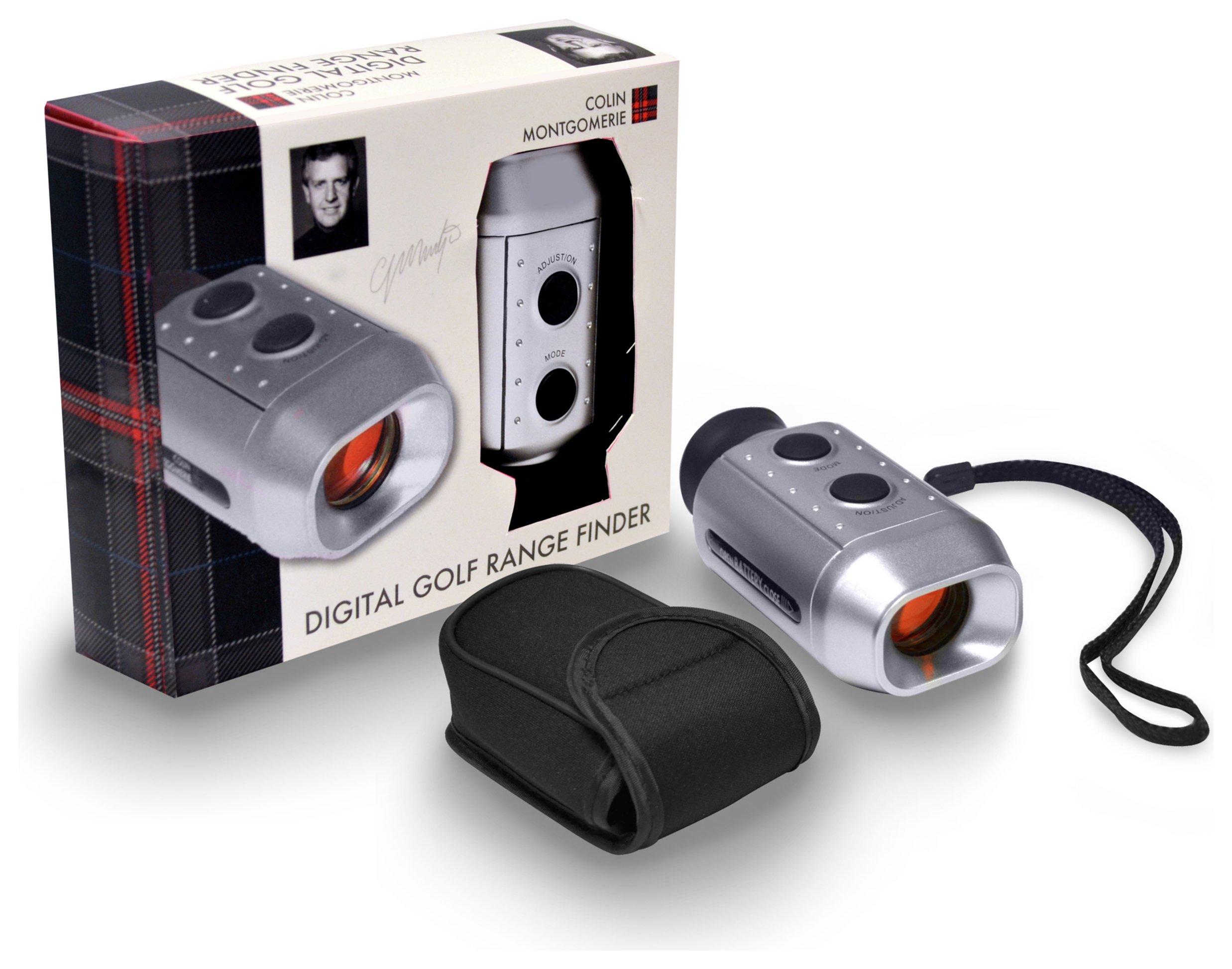 Colin Montgomerie Digital Golf Distance Finder