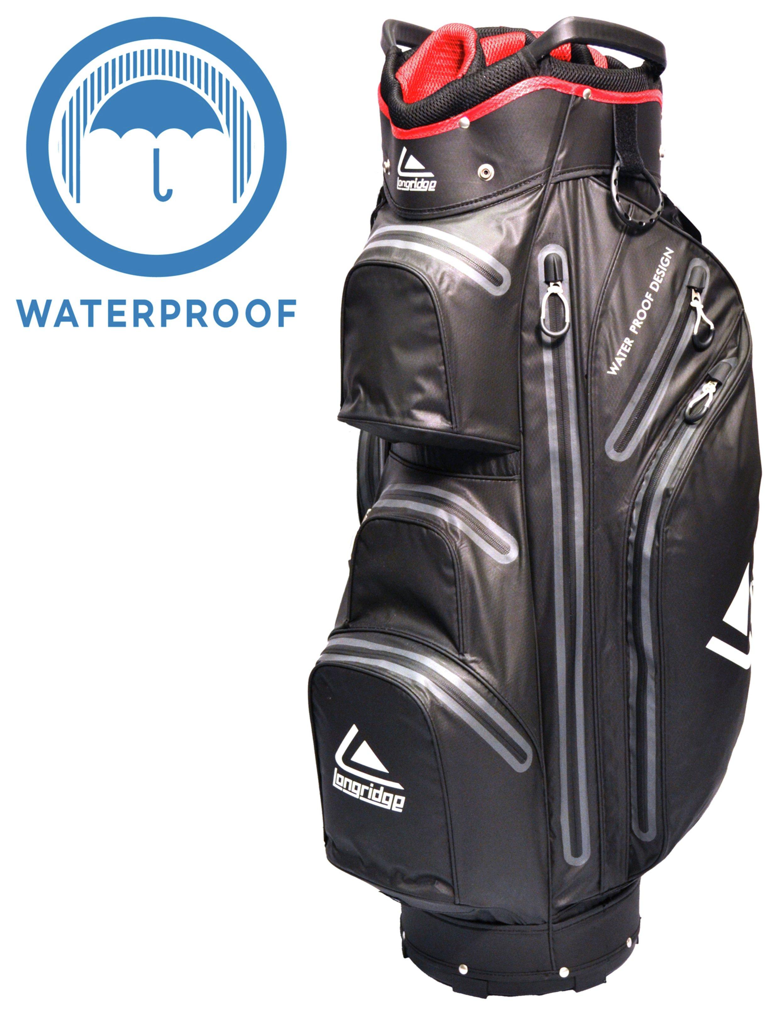 Longridge Aqua Waterproof Cart Bag