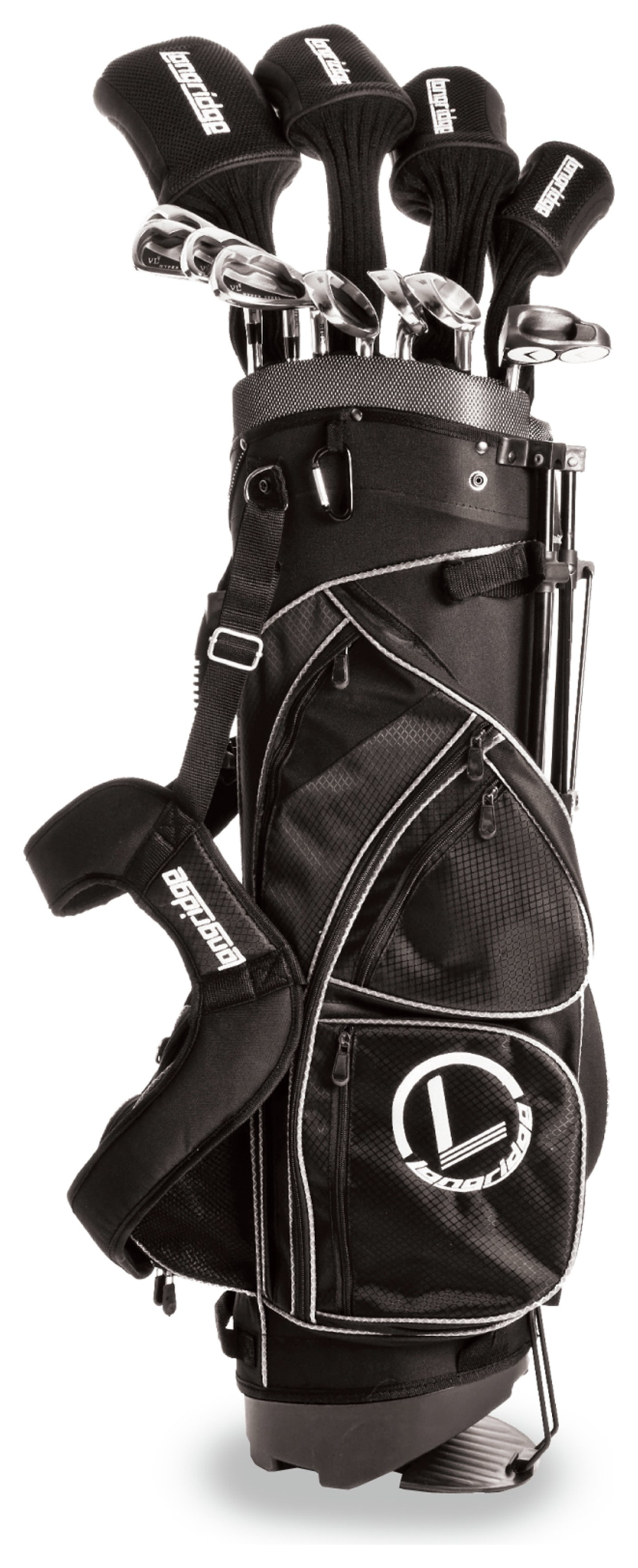 Longridge VL4 Complete Golf Club Package