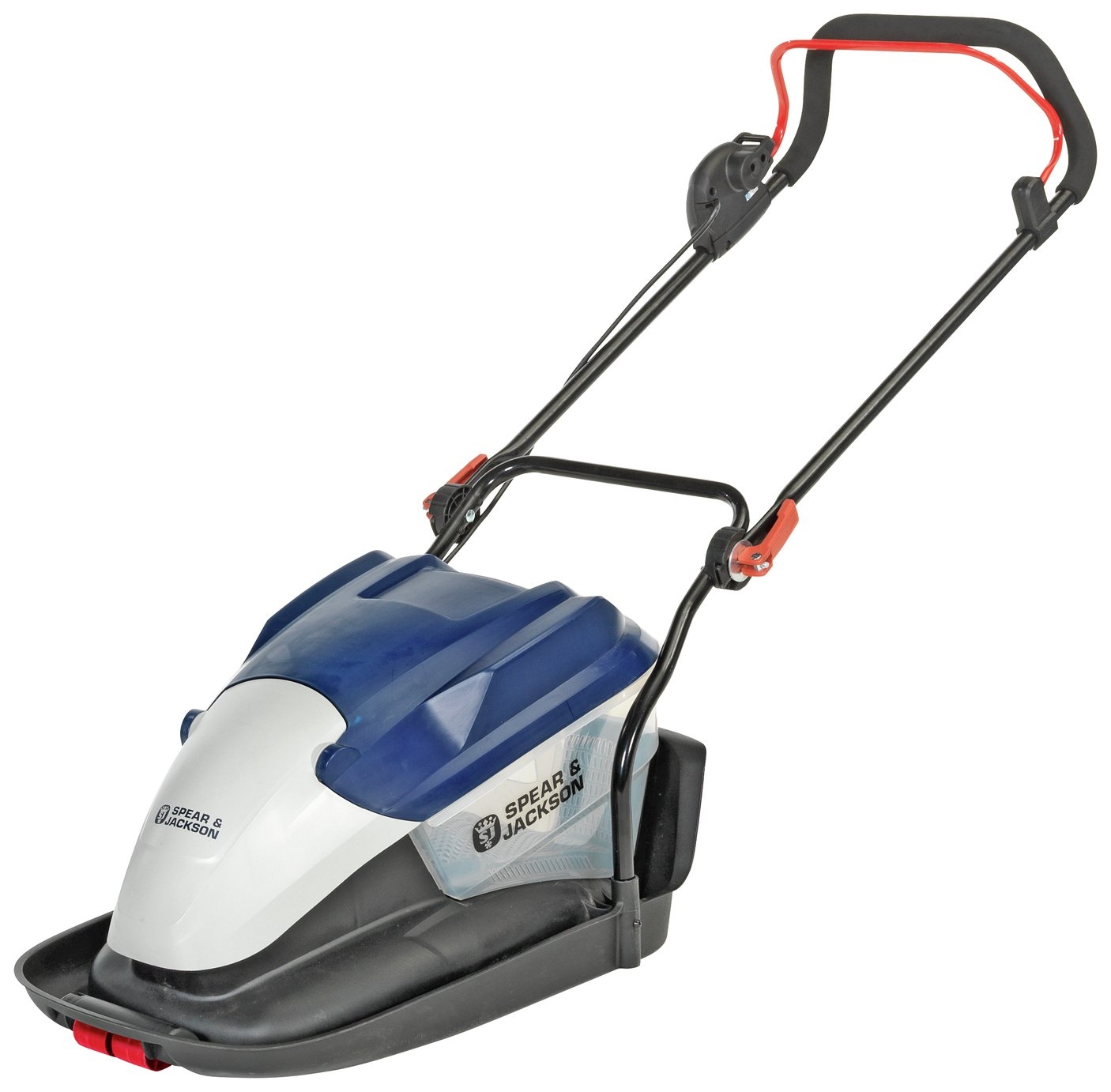 Spear & Jackson 33cm Hover Collect Lawnmower - 1700W at Argos