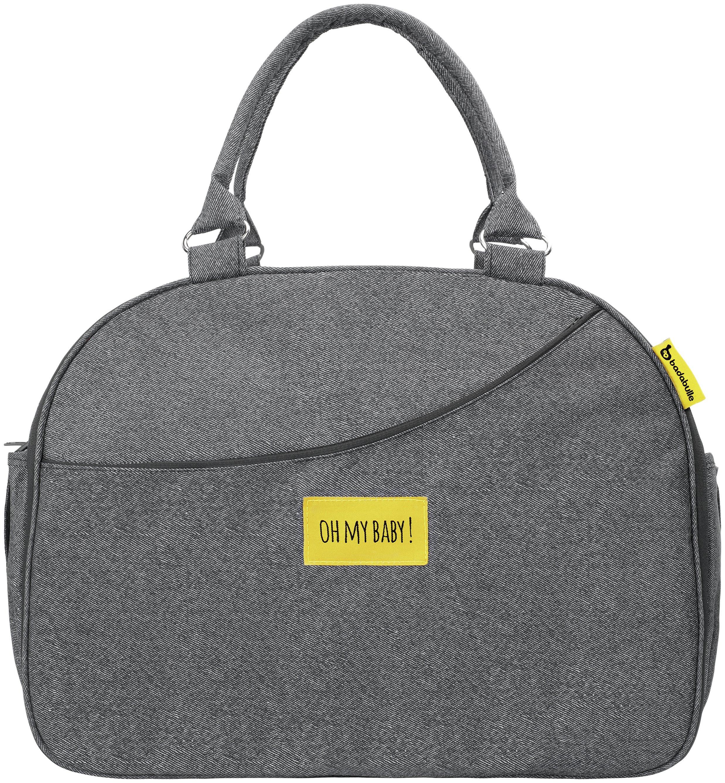 Badabulle Weekend Changing Bag - Black