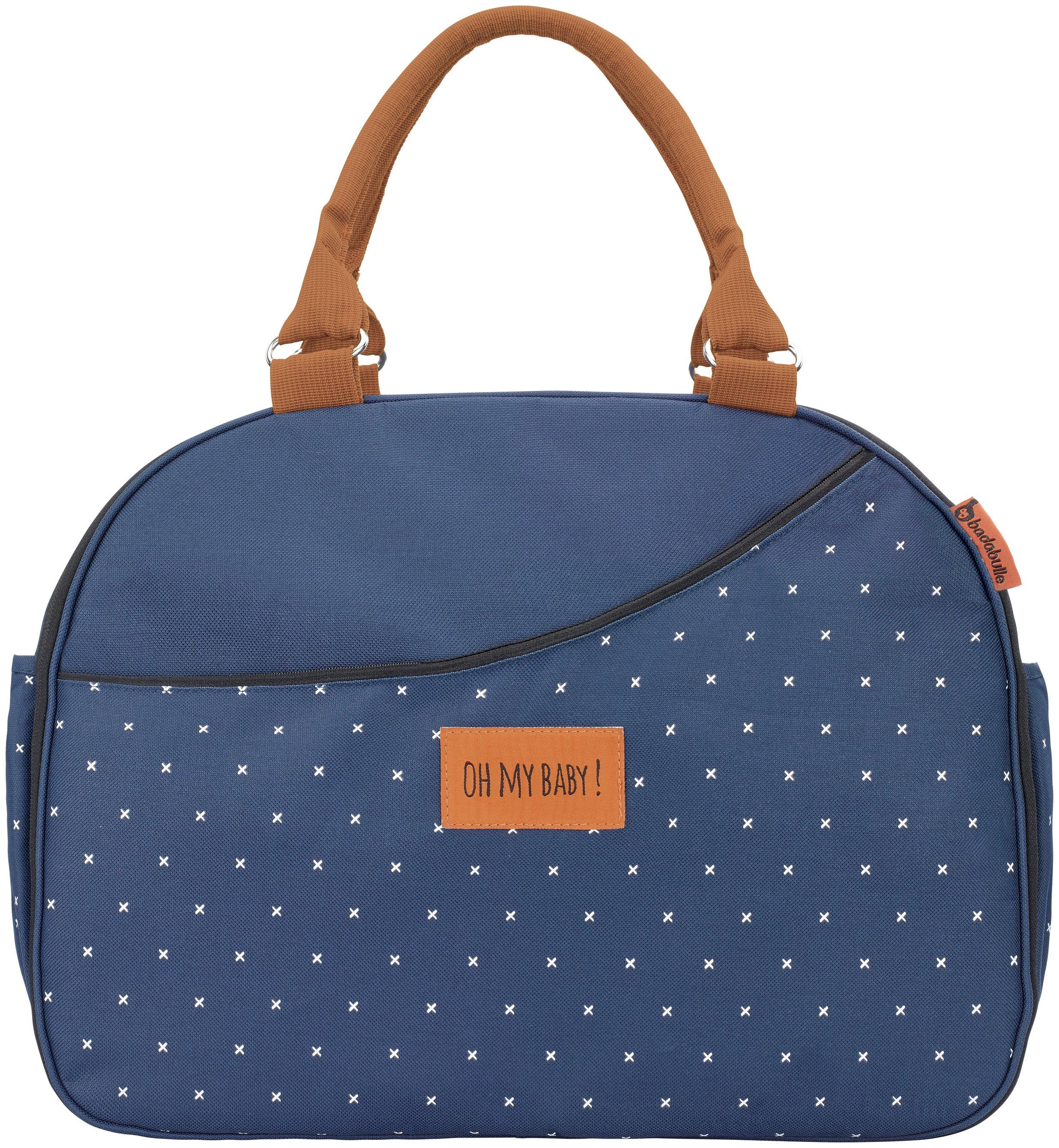 Badabulle Weekend Changing Bag - Dark Blue