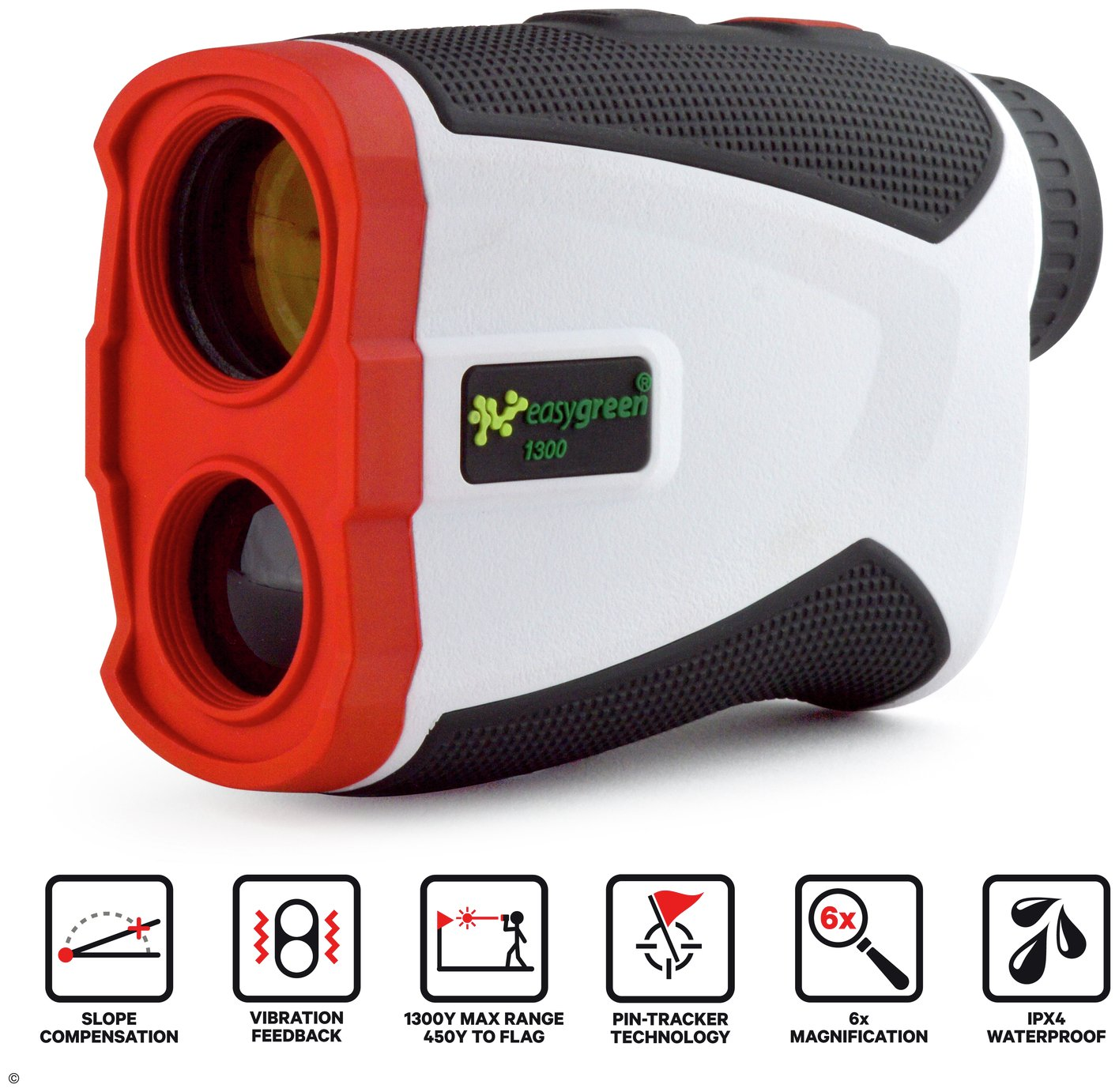 Easygreen 1,300 Laser Rangefinder
