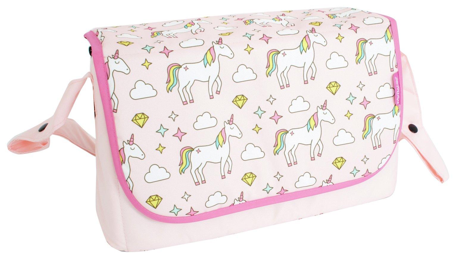 My Babiie Katie Piper Changing Bag - Unicorns