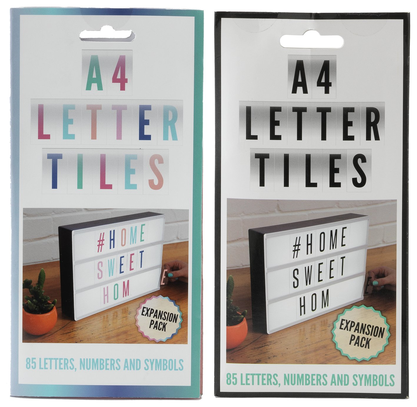 Light Up Message Board Letter Refill Pack
