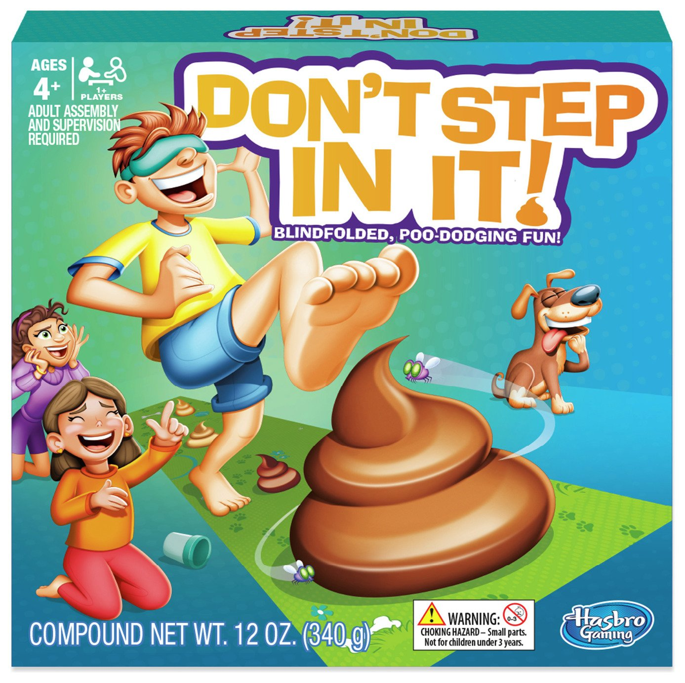 Don't Step In It from Hasbro Gaming