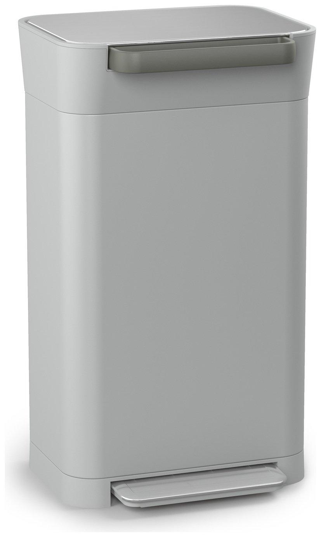 Joseph Joseph Titan 30 Litre Compactor Bin - Grey
