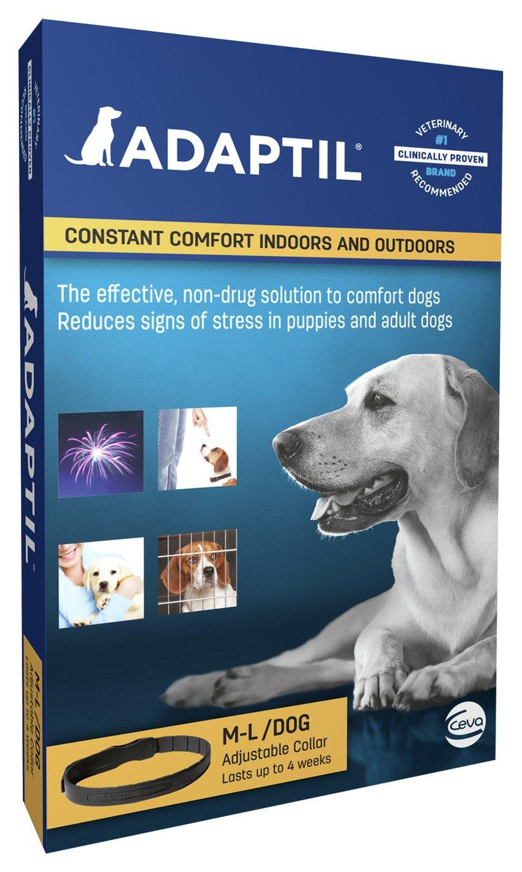 Adaptil Pet Collar for Medium to Large Dogs