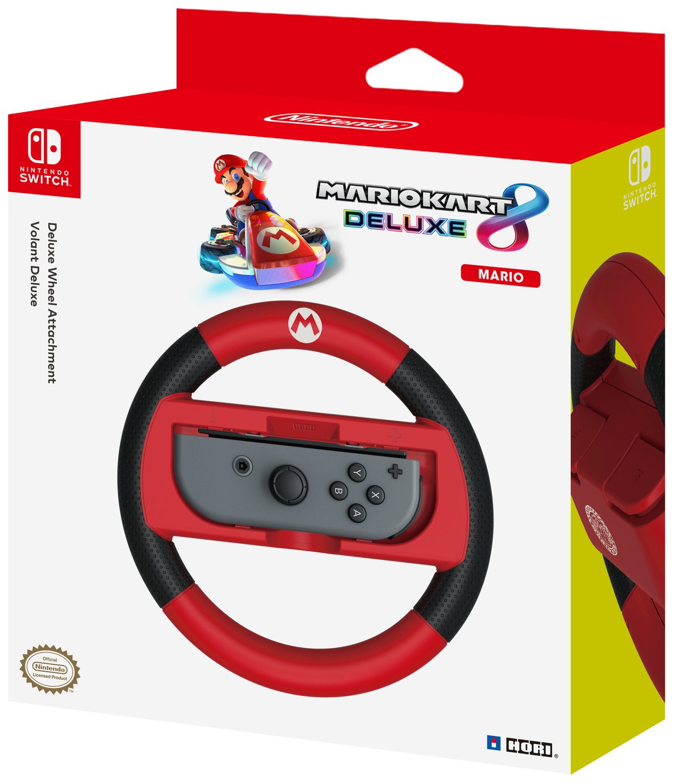 Mario Kart 8 Deluxe Racing Wheel