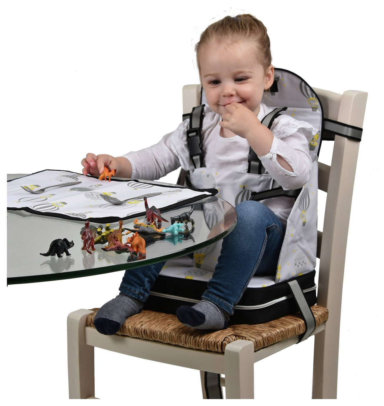 Polar Gear Baby Go Anywhere Booster Seat Set