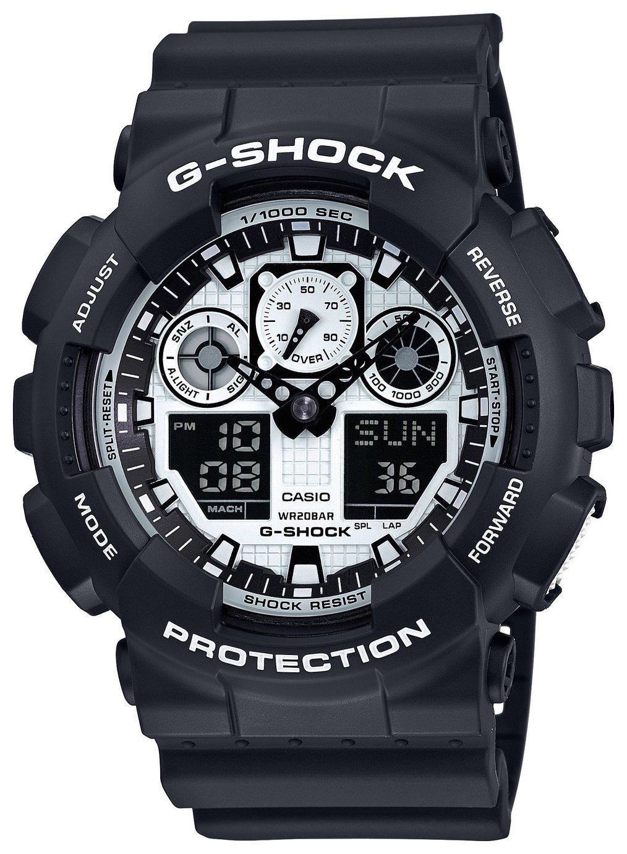 Casio G-Shock Men's Black Resin Strap Watch