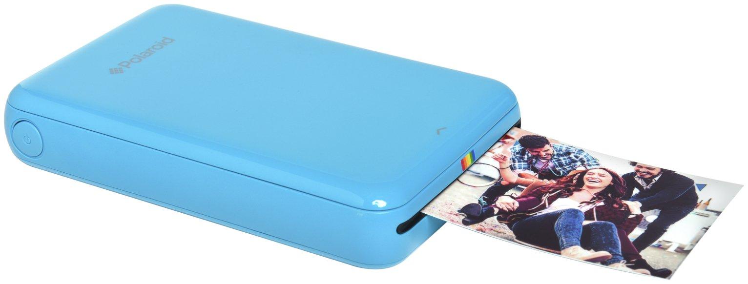 Polaroid Zip Instant Print Photo Printer - Blue