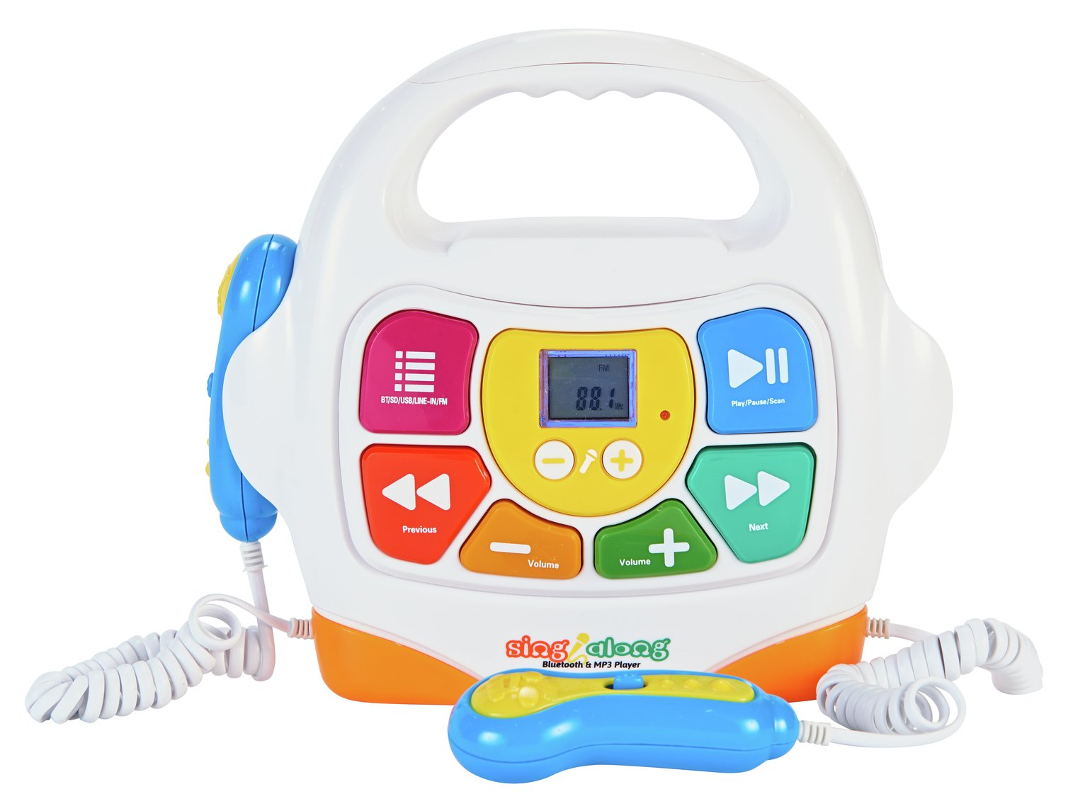 Chad Valley MP3 Sing Along Player