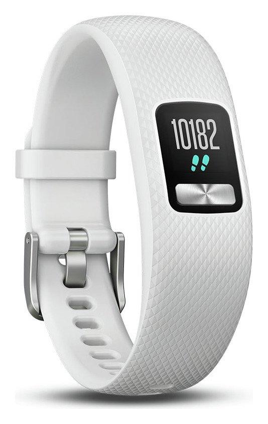 Garmin vivofit 4 Medium Activity Tracker - White