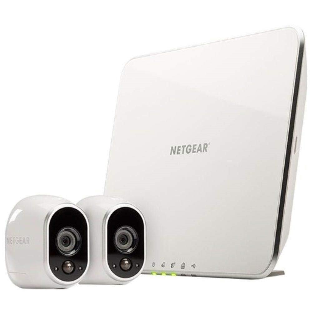 Arlo VMS3230 Wireless Home Security Camera System - 2 Camera