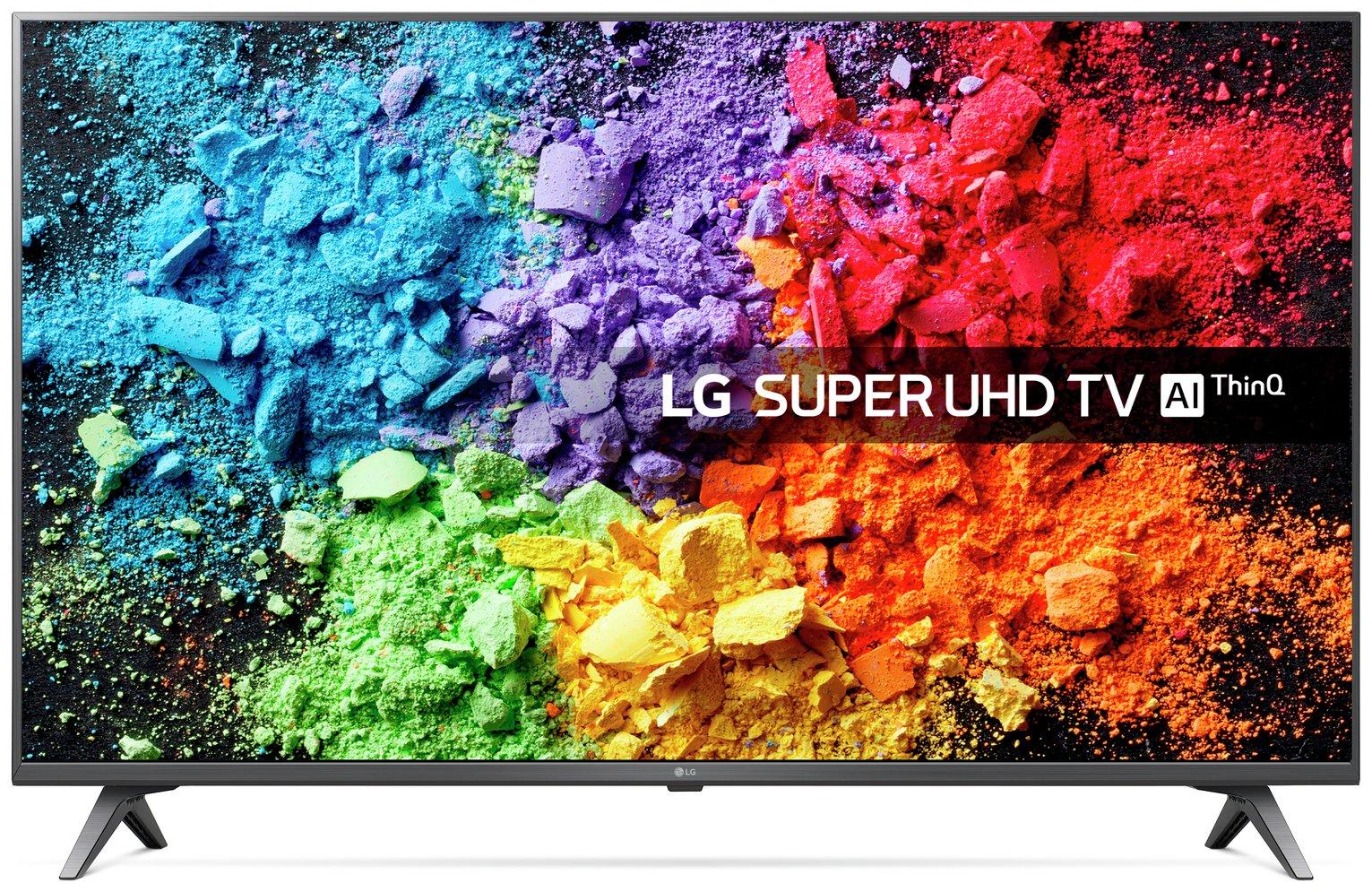 LG 49 Inch 49SK8000PLB Smart 4K HDR LED TV